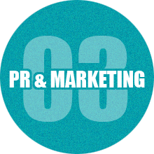 PR & Marketing by Candy Jar Media